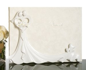Calla Lily Bouquet Guest Book image