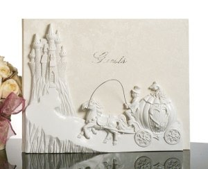 Fairytale Castle Guest Book image