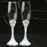 Royalty for a Day Toasting Glasses Set
