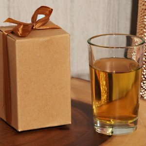 Rustic Shot Glass DIY Favor image