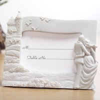 Happily Ever After Wedding Place Card Frames
