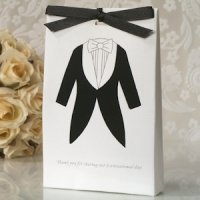 Scentsational Collection Groom Sachet Favors