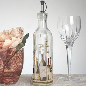 Europa Collection Wine Design Oil Bottle image