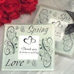 Spring Love Photo Coasters