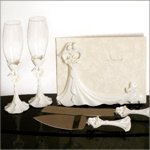 Calla Lily Bride & Groom Accessories