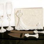 Calla Lily Bouquet Bridal Set