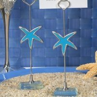 Ocean Starfish Place Card Holder