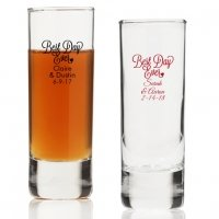 Best Day Ever Personalized Tall Shot Glass