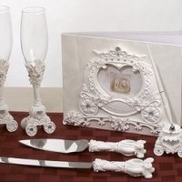 Wedding Coach Accessory Set