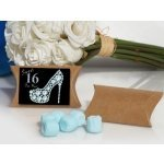 Dazzling Shoe Sweet 16 Design Mint Box Favors