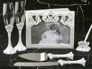 Royalty for a Day Reception Set image