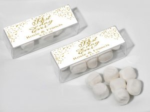Best Day Ever Personalized White Buttermint Favors image