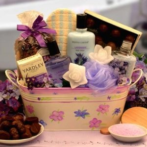 Tranquil Moments Spa Basket image