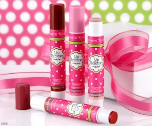 Pink Dots Lip Shimmer Favors - 4 Shades image