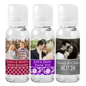 Photo Hand Sanitizer Favors image