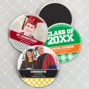 Graduation Magnets (2.25in) image