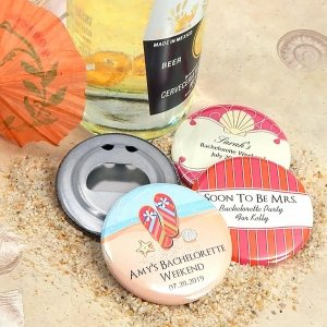 Personalized Wedding Bottle Opener image