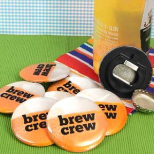 Brew Crew Bottle Openers (Set of 12) image