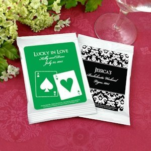 Personalized Las Vegas Cosmopolitan Drink Mix Favors image
