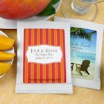 Personalized Mango Margarita Party Favors - Many Designs