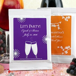 Personalized Sangria Party Favors - Many Designs image