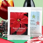 Personalized Holiday Sangria Party Favors - Many Designs