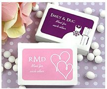 Personalized Mint Boxes - Silhouette Collection image