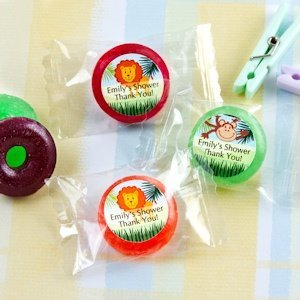 Personalized Fruit Flavors Baby Life Savers image