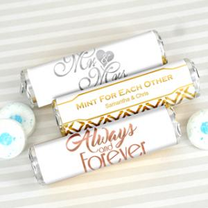 Metallic Foil Breath Savers Mint Rolls image