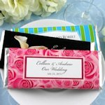 Personalized Wedding Hershey's Chocolate Bars (Many Designs)