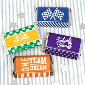 Hersheys Assorted Miniatures - Sports Themed image
