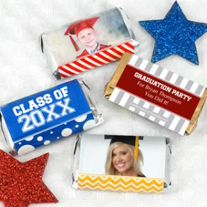 Graduation Hersheys Assorted Miniatures image