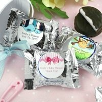 Baby Shower York Peppermint Patty Favors