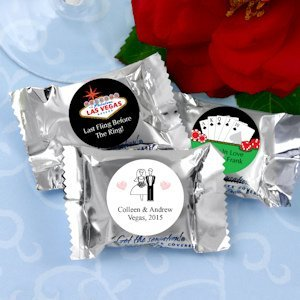 Personalized Las Vegas York Peppermint Patties image