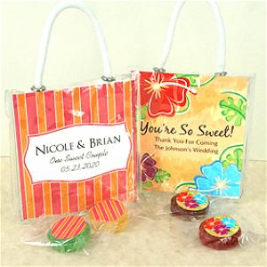 Life Savers Candy Mini Gift Tote Favors image