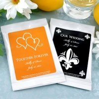 Personalized Lemonade Mix Wedding Favors (Many Designs)