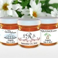 Personalized Honey Quinceaneras Favors (Many Designs)