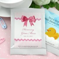 Baby Shower Personalized Coffee - White (Many Designs)