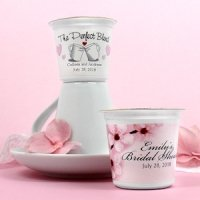 Personalized Wedding K-Cup Coffee Favors (Many Designs)