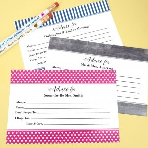Fill In The Blanks Advice Cards (Set of 25) image