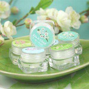 Cherry Blossom Lip Balm Favors image