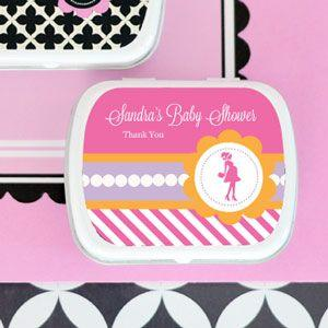 Going to Pop - Pink Personalized Mint Tins image