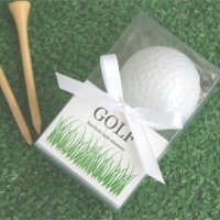 Golf Ball Tape Measure Favors