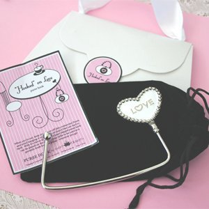 Hooked on Love Purse Hooks image