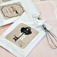 Vintage Wedding Personalized Lemonade Packets