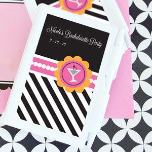 Bachelorette Party Personalized Notebook Favors image