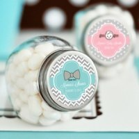 Baby Shower Candy Jars