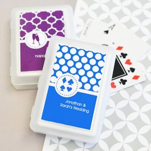 MOD Pattern Party Favor Playing Cards image
