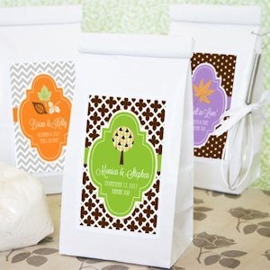 Fall for Love Muffin Mix Favors image