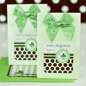 Sweet Shoppe Candy Boxes - Green Baby (set of 12) image